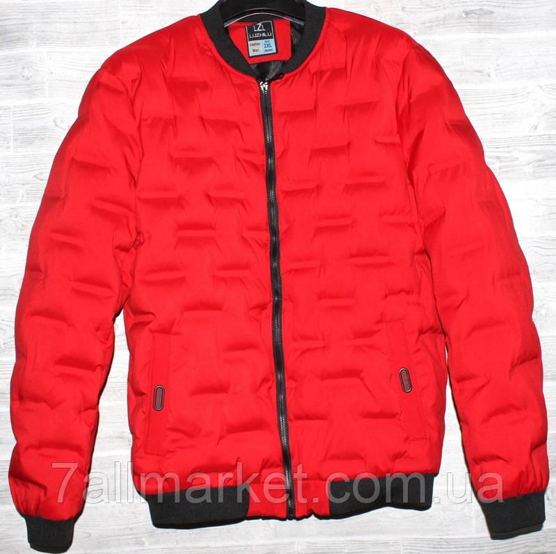 """Куртка мужская демисезонная LUZHILU, размеры L-4XL (4цвета) """"BRAVO"""" купить недорого от прямого поставщика"""