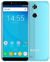 "OUKITEL C8 blue 2/16 Gb, 5.5"", MT6737, 3G, 4G"