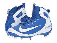 Бутсы Nike Alpha Huarache Elite Game Royal/White/White/Photo Blue - Оригинал, фото 1
