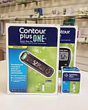 Тест-полоски Contour Plus (Контур Плюс) 50 шт, фото 4