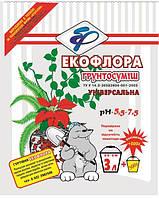 Грунтосмесь Экофлора 3,5 л универсальная