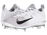 Бутсы Nike Vapor Ultrafly Elite White/Black/Wolf Grey/Wolf Grey - Оригинал