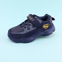 Кроссовки фирменные на мальчика Синие тм Том.М размер 32,34,35, фото 2