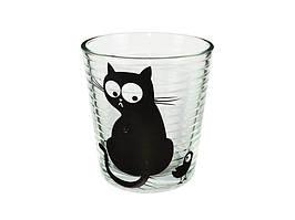 Набор стаканов ОСЗ Black cats 230 мл 6 шт 86003731