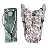 Рюкзак для воды (гидратор) 3л, фото 9