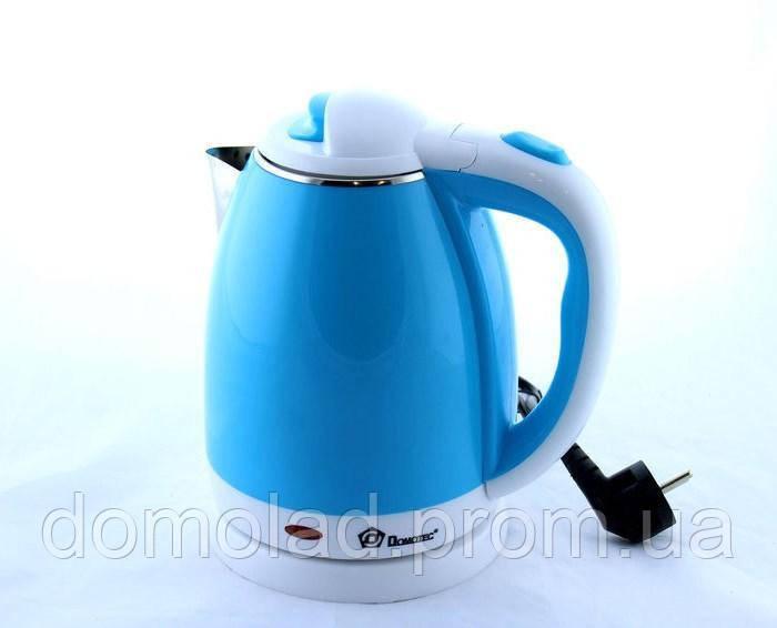 Электрический Чайник Domotec MS-5024В Электрочайник