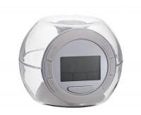 Электронные Настольные Часы с Подсветкой 7 Color Changing Alarm Clock