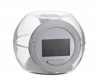 Электронные Настольные Часы с Подсветкой 7 Color Changing Alarm Clock, фото 1