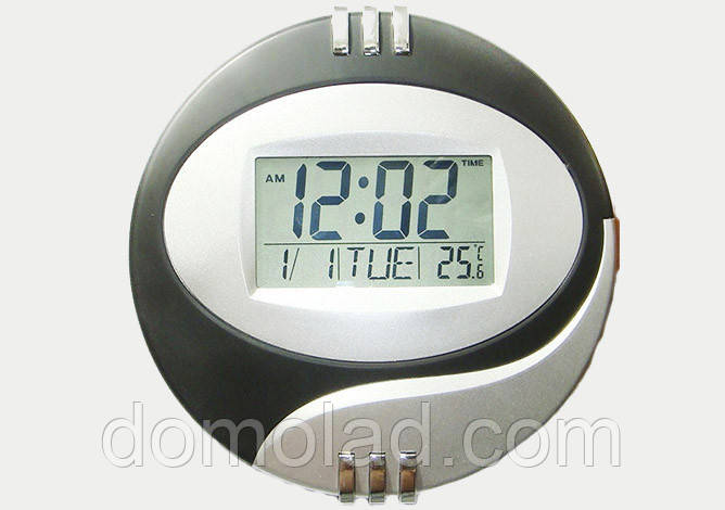 Електронні Годинники Led Clock КК 6870