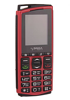 Sigma mobile Comfort 50 mini4 Red/Black