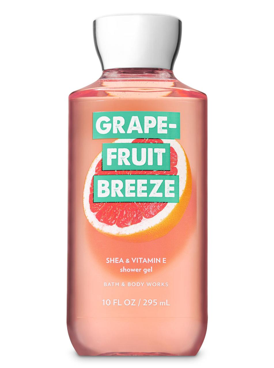 Гель для душа Bath&Body Works Grapefruit Breeze