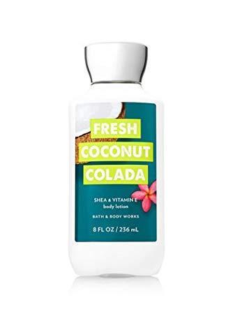 Лосьон для тела Bath&Body Works Fresh Coconut Colada