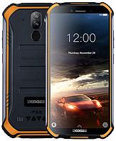 """Doogee S40 orange IP68, 2/16 Gb, 5.5"""", MT6739, 3G, 4G, NFC"""