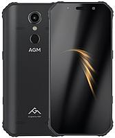 Смартфон AGM A9 JBL IP68 4/64Gb Black 4 Динамика