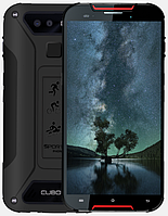 """Cubot Quest Lite red/black IP68, 3/32 Gb, 5"""", Helio A22, 3G, 4G, NFC"""