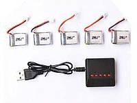 Зарядное устройство для JJRC H8 Mini с аккумуляторами