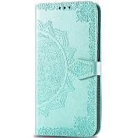 Кожаный чехол книжка Art Case для Samsung Galaxy M10