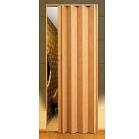 Двери-гармошка ПВХ  2030x1000 мм дуб 802