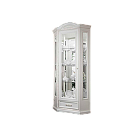 Витрина Merx Венеция ВН100 левая белая 26003298