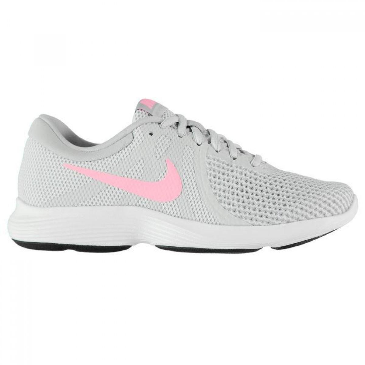 Кроссовки Nike Revolution 4 Platinum/Pink - Оригинал, фото 1