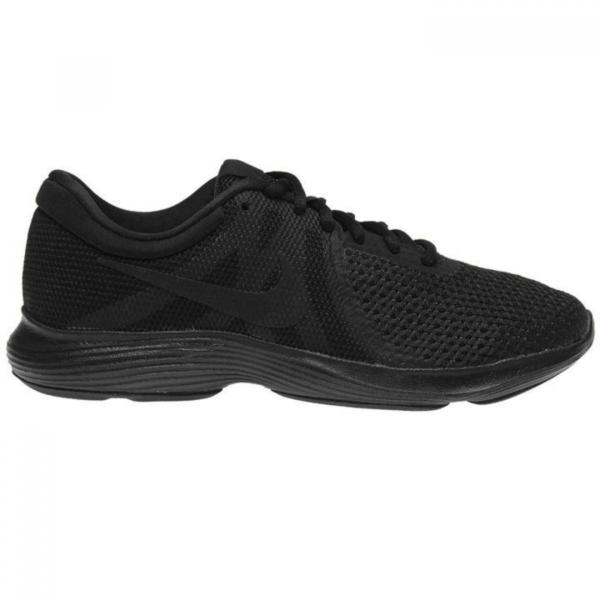 Кроссовки Nike Revolution 4 Black/Black - Оригинал, фото 1