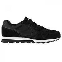 Кроссовки Nike MD Runner Black/White - Оригинал, фото 1