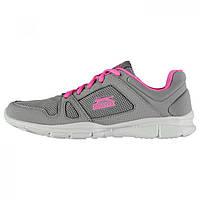 Кроссовки Slazenger Force Mesh Charcoal/Pink - Оригинал, фото 1