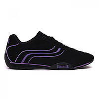 Кроссовки Lonsdale Camden Black/Purple - Оригинал, фото 1