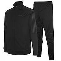 Спортивный костюм adidas Sereno Black/Grey - Оригинал