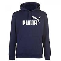 Худи Puma No1 OTH Hoody Navy - Оригинал