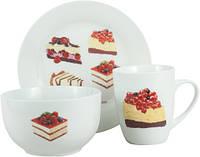 Набор для завтрака Sweet Cake HYT17152 Limited Edition