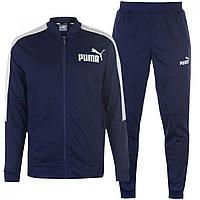 Спортивный костюм Puma Poly Navy - Оригинал