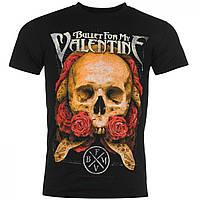 Футболка Official Bullet for My Valentine Serpent Rose - Оригинал, фото 1