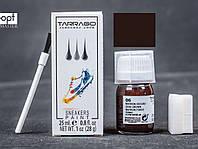 Краситель для кроссовок Tarrago Sneakers Paint, 25 мл, цв. темно-коричневый (06)