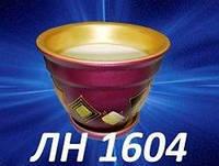 Вазон 1,5л Керамічний mix ЛН-1604 Сл.