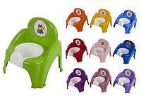Горшок детский кресло Стерк