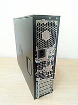 HP 8000 SFF / Intel® Core™2 Quad Q9505 (4 ядра по 2.83GHz) / 4GB DDR3 / 250GB HDD, фото 3