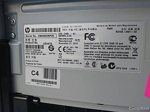 МФУ HP LaserJet M1132 MFP / Лазерная монохромная печать / A4 / печать 600x600 dpi / сканер 1200x1200 dpi / 18 стр.мин / USB, фото 2