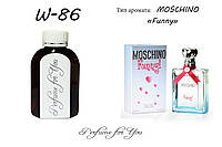 Женские наливные духи Moschino Funny! Moschino 125 мл