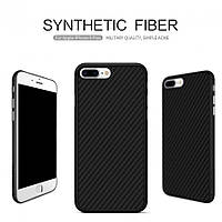 "Карбоновая накладка Nillkin Synthetic Fiber series для Apple iPhone 8 plus (5.5"")"