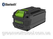 Аккумуляторная батарея Greenworks Elite 40V 6AH Smart Lithium-Ion c USB