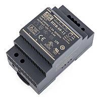"""Блок питания импульсный Mean Well на DIN-рейку 60W 12V (IP20, 4,5A) Series """"HDR"""""""