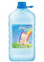 """Аквуля. Вода питьевая детская негазированная """"Аквуля"""" 6 л (510134)"""