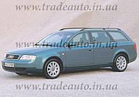 Дефлекторы окон Heko на Audi A6 (C5) 1997-2003