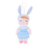 Мягкая кукла - подвеска Angela Blue, 18 см Metoys