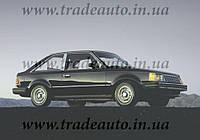 Дефлекторы окон Heko на Ford Escort / Orion 1990-2001 3D