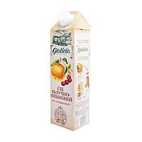 Galicia. Яблочно-вишневый сок прямого отжима 1л (9865060033624)