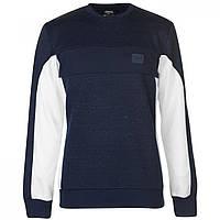 Толстовка Everlast Bronx Crew Sweater Mens Navy - Оригинал