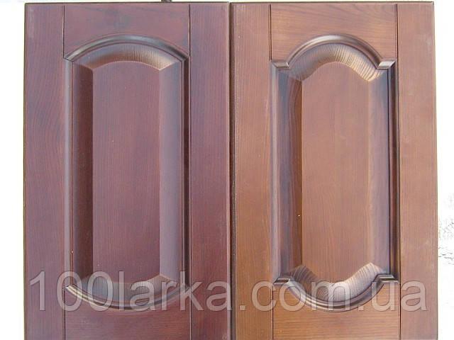 Кухонные деревярые фасады (ясеня. дуб, черешня)