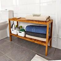 """Этажерка для ванной """"Малави"""" мускат"""